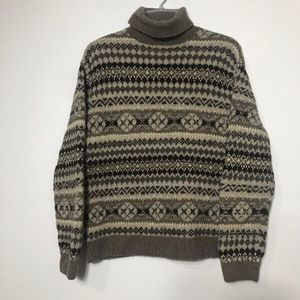 Polo by Ralph Lauren hand Knit sweater